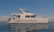 45' Power Catamaran Custom Design